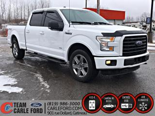 Used 2016 Ford F-150 Ford F-150 XLT 302A 2016, Système de nav for sale in Gatineau, QC