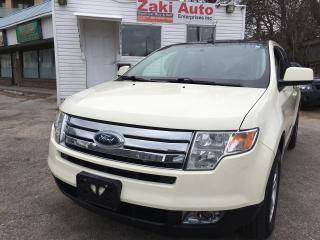 Used 2007 Ford Edge SE Safety and E Test is Included The Price. for sale in Scarborough, ON