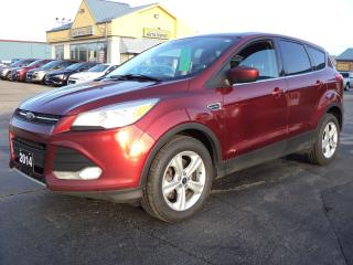 Used 2014 Ford Escape SE 2.0L Ecoboost BackUpCamera HeatedSeats for sale in Brantford, ON