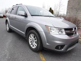 Used 2017 Dodge Journey SXT for sale in Cornwall, ON