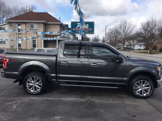 Used 2015 Ford F-150 XLT XTR SUPERCREW 4X4 for sale in Dunnville, ON