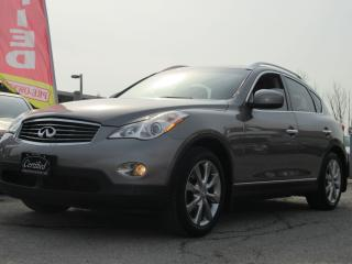 Used 2008 Infiniti EX35 LUXURY AWD 3.5L / LOCAL ONTARIO VEHICLE for sale in Newmarket, ON