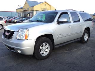 Used 2011 GMC Yukon XL SLT 4X4 5.3L 8 Pass RemoteStart Sunroof for sale in Brantford, ON
