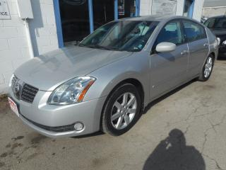 Used 2005 Nissan Maxima for sale in Brantford, ON