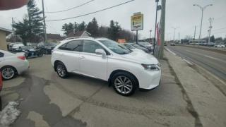 Used 2015 Lexus RX 350 Sportdesign/sport F for sale in Terrebonne, QC