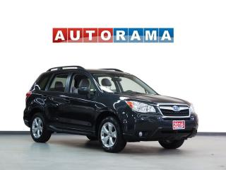 Used 2016 Subaru Forester 4WD BLUETOOTH HEATED SEATS for sale in North York, ON