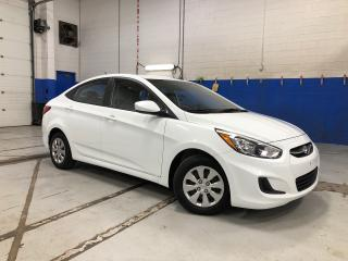 Used 2016 Hyundai Accent SE - BLUETOOTH - HEATED SEASTS - AUTOMATIC for sale in Aurora, ON
