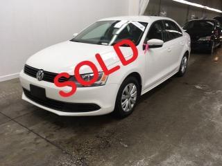 Used 2014 Volkswagen Jetta TRENDLINE PLUS for sale in Markham, ON