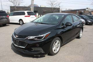 Used 2017 Chevrolet Cruze LT *SUNROOF* for sale in North York, ON
