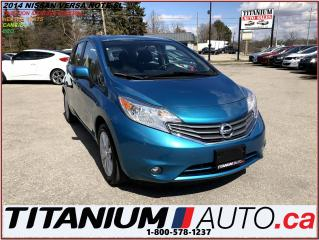 Used 2014 Nissan Versa Note SL+Camera+Heated Seats+Push Button Start+Traction+ for sale in London, ON