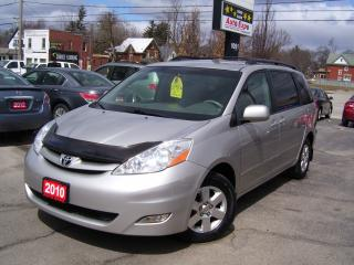 Used 2010 Toyota Sienna LE for sale in Kitchener, ON