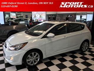 Used 2013 Hyundai Accent GLS! Heated Seats! New Brakes! Sunroof! Fog Lights for sale in London, ON