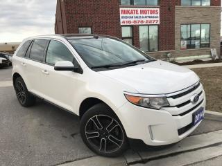 Used 2014 Ford Edge SEL for sale in Etobicoke, ON