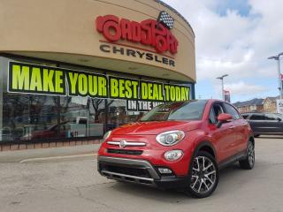 Used 2017 Fiat 500 TREKKING P-ROOF, AUTO START REAR CAM PUSH START for sale in Scarborough, ON