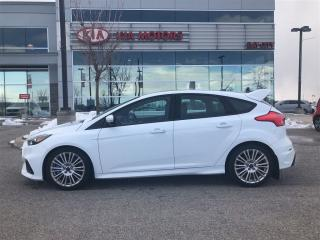 Used 2016 Ford Focus Rs for sale in Barrie, ON