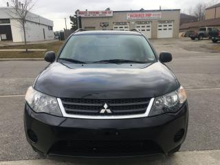 Used 2009 Mitsubishi Outlander for sale in Scarborough, ON