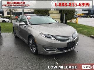 Used 2015 Lincoln MKZ Base for sale in Richmond, BC
