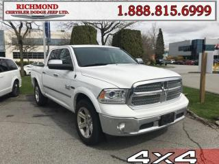 Used 2015 RAM 1500 Longhorn for sale in Richmond, BC