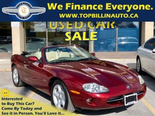 Used 1997 Jaguar XK8 4.0 Convertible, Only 92K km for sale in Concord, ON