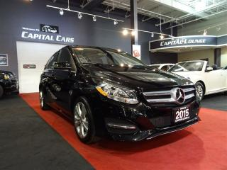 Used 2015 Mercedes-Benz B-Class B250 4MATIC / SPORTS TOURER PKG / NAVIGATION for sale in North York, ON