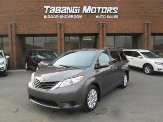 Used 2012 Toyota Sienna LE | AWD | NO ACCIDENT | POWER DOORS for sale in Mississauga, ON