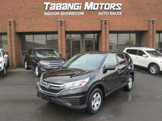 Used 2015 Honda CR-V LX | NO ACCIDENT | HEATED SEATS | REAR CAMERA for sale in Mississauga, ON