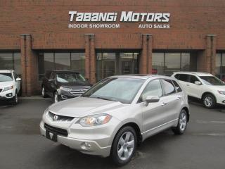 Used 2009 Acura RDX PREMIUM | AWD | NO ACCIDENT | LEATHER | SUNROOF for sale in Mississauga, ON