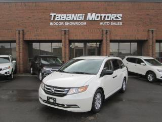 Used 2014 Honda Odyssey SE | NO ACCIDENTS | HEATED SEATS | REAR CAMERA | ALLOYS for sale in Mississauga, ON