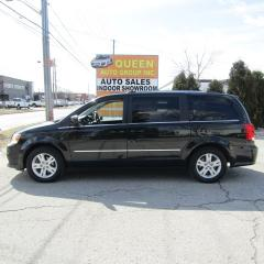 Used 2015 Dodge Grand Caravan CREW | NAVIGATION | 7 PASSENGER | LEATHER | BLUETOOTH for sale in North York, ON