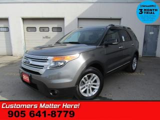 Used 2013 Ford Explorer XLT  4X4, NAV, ROOF, LEATHER SEATS, POWER LIFTGATE, CAMERA for sale in St Catharines, ON