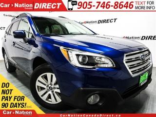 Used 2016 Subaru Outback 2.5i Touring Package| AWD| SUNROOF| BACK UP CAM| for sale in Burlington, ON