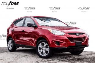 Used 2013 Hyundai Tucson GL AWD Heated Seats for sale in Thornhill, ON
