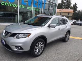 Used 2014 Nissan Rogue SL for sale in Burnaby, BC