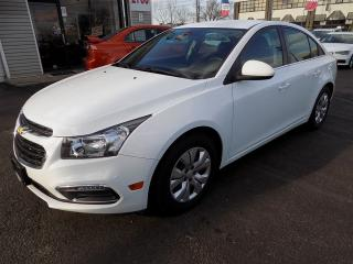 Used 2016 Chevrolet Cruze LT 1LT Bluetooth, backup camera for sale in North York, ON
