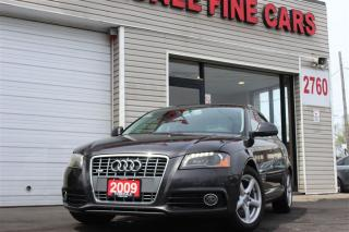 Used 2009 Audi A3 2.0T Quattro. S Line. Pano Roof for sale in Toronto, ON