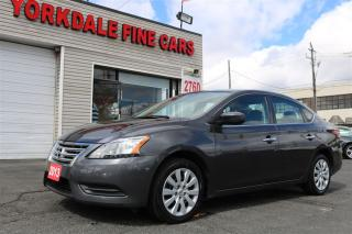 Used 2013 Nissan Sentra 1.8L.44000 KLM.Non Accident for sale in North York, ON
