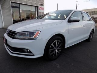 Used 2015 Volkswagen Jetta 2.0 TDI 6speed Comfortline Moonroof for sale in North York, ON