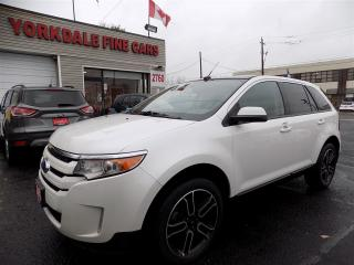 Used 2013 Ford Edge SEL AWD PANO ROOF NAVI BLTH REVERSE CAM for sale in North York, ON
