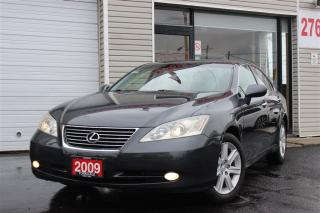 Used 2009 Lexus ES 350 Premium Pkg. Navigation. Reverse Camera. Original for sale in Toronto, ON