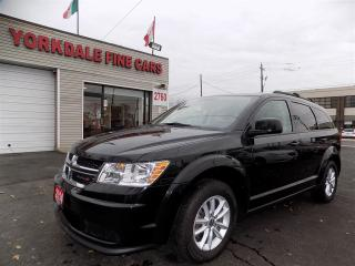 Used 2014 Dodge Journey CVP/SE Plus 7STR Dual A/C LOW KMS BLTH Keyless for sale in North York, ON