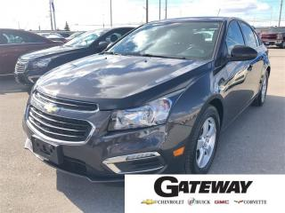 Used 2016 Chevrolet Cruze 2LT|ONE OWNER|LEATHER HEATED SEATS|MOONROOF| for sale in Brampton, ON