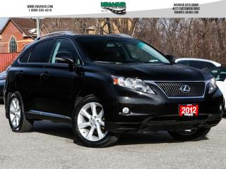 Used 2012 Lexus RX 350 AWD Touring for sale in North York, ON