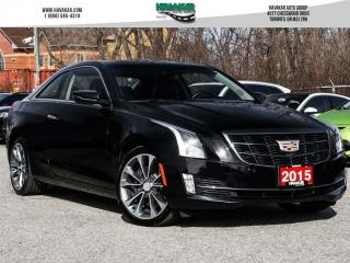 Used 2015 Cadillac ATS AWD 2.0L Turbo Luxury for sale in North York, ON