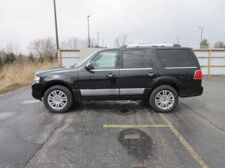 Used 2013 Lincoln NAVIGATOR  4X4 for sale in Cayuga, ON