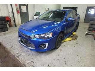 Used 2016 Mitsubishi Lancer ES for sale in St-Philibert, QC