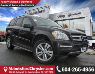 Used 2011 Mercedes-Benz GL-Class *LOCALLY DRIVEN* for sale in Abbotsford, BC