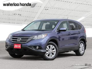 Used 2014 Honda CR-V EX Bluetooth, Back Up Camera, AWD, Heated Seats and more! for sale in Waterloo, ON