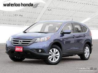 Used 2014 Honda CR-V EX Bluetooth, Back Up Camera, Heated Seats and more! for sale in Waterloo, ON