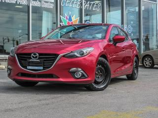 Used 2014 Mazda MAZDA3 GT/ NAVIGATION/ LEATHER for sale in Scarborough, ON