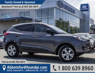Used 2014 Hyundai Tucson GL BC OWNED for sale in Abbotsford, BC